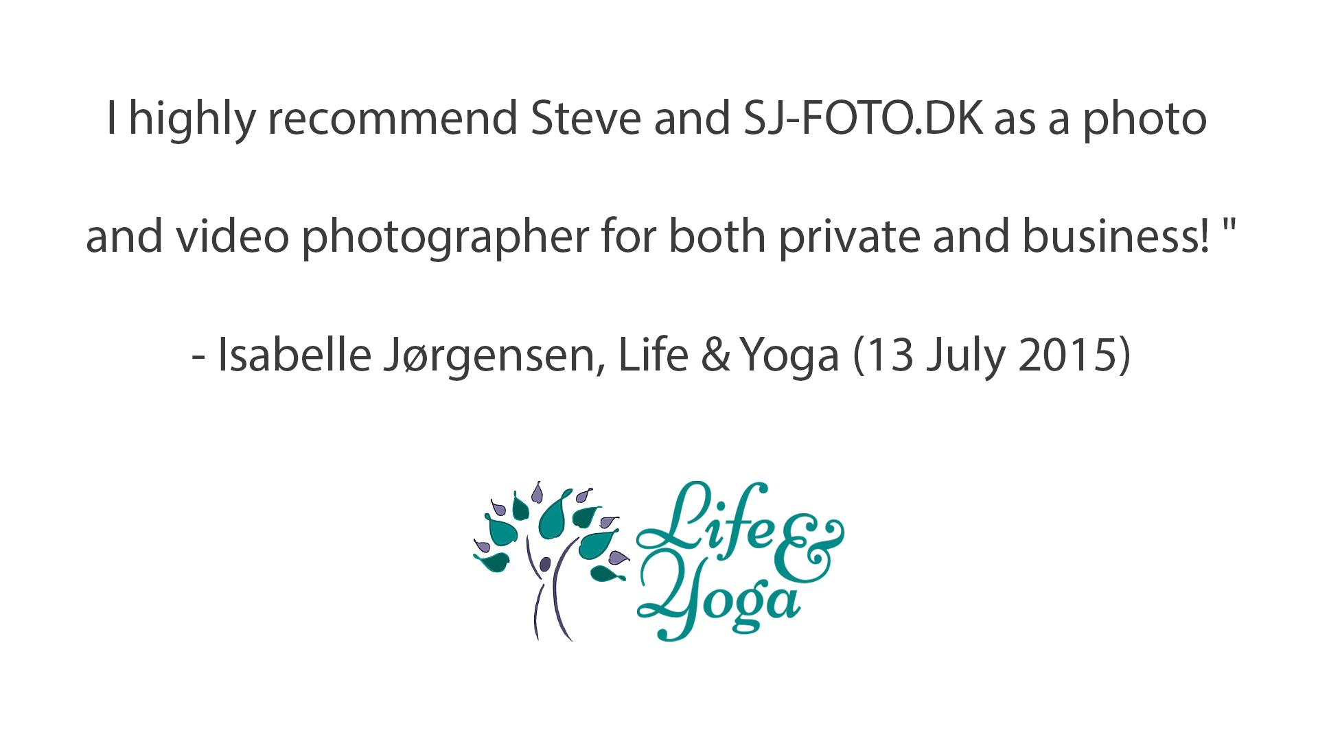 Life & Yoga